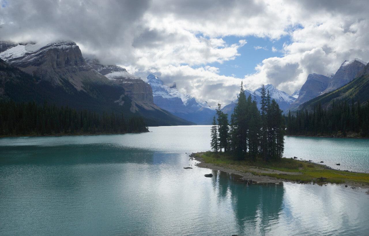 אגם מאלין, שמורת ג'ספר. צילם: אריק בלקינד.