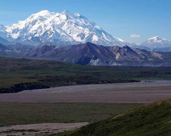Mt. Denali, Denali National Park, Alaska