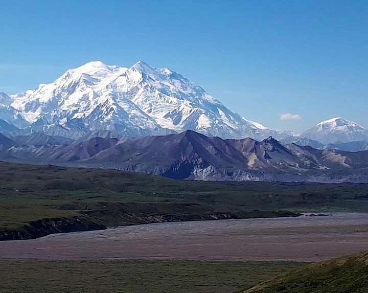 Mt. Denali, Denali National Park, Alaska