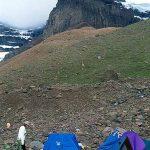 Backpacking in Wrangell St. Elias National Park, Alaska