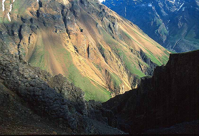 The Goat Trail, Wrangell St. Elias National Park, Alaska