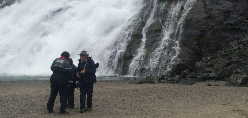 Nugget Falls, Juneau, Alaska
