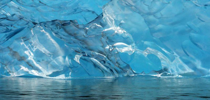 Iceberg near LeConte Glacier, Alaska