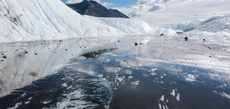 Root Glacier, Wrangell St. Elias National Park, Alaska