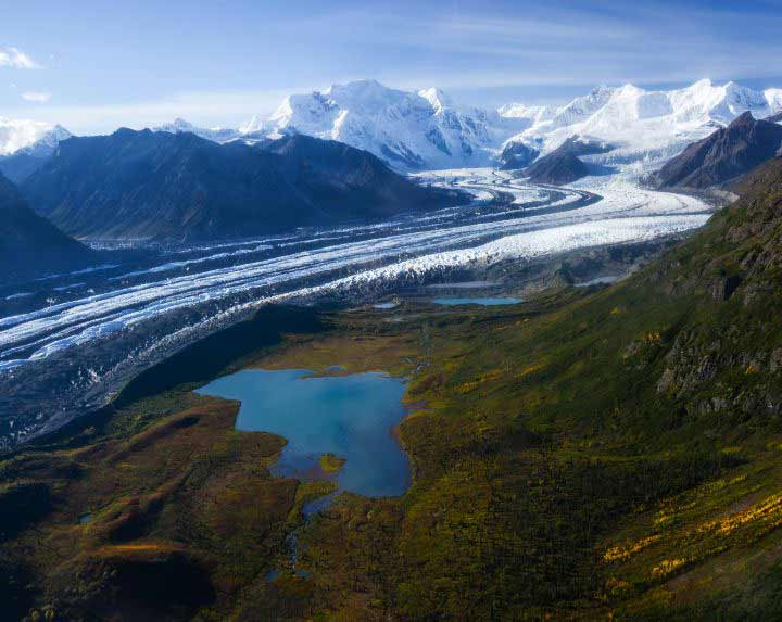 Wrangell St. Elias National Park, Alaska